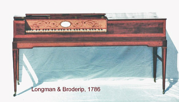 Longman and Broderip 1786