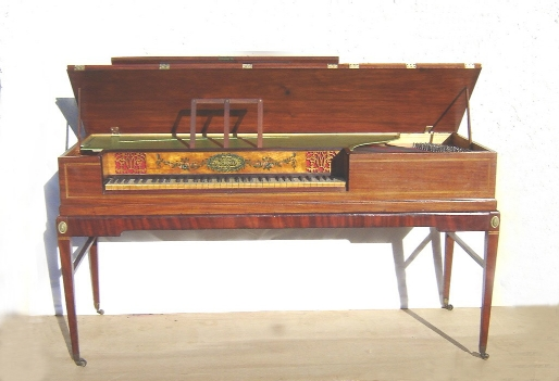 Square Piano by Clementi and Co, c.1804